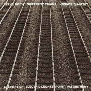 Different Trains album cover