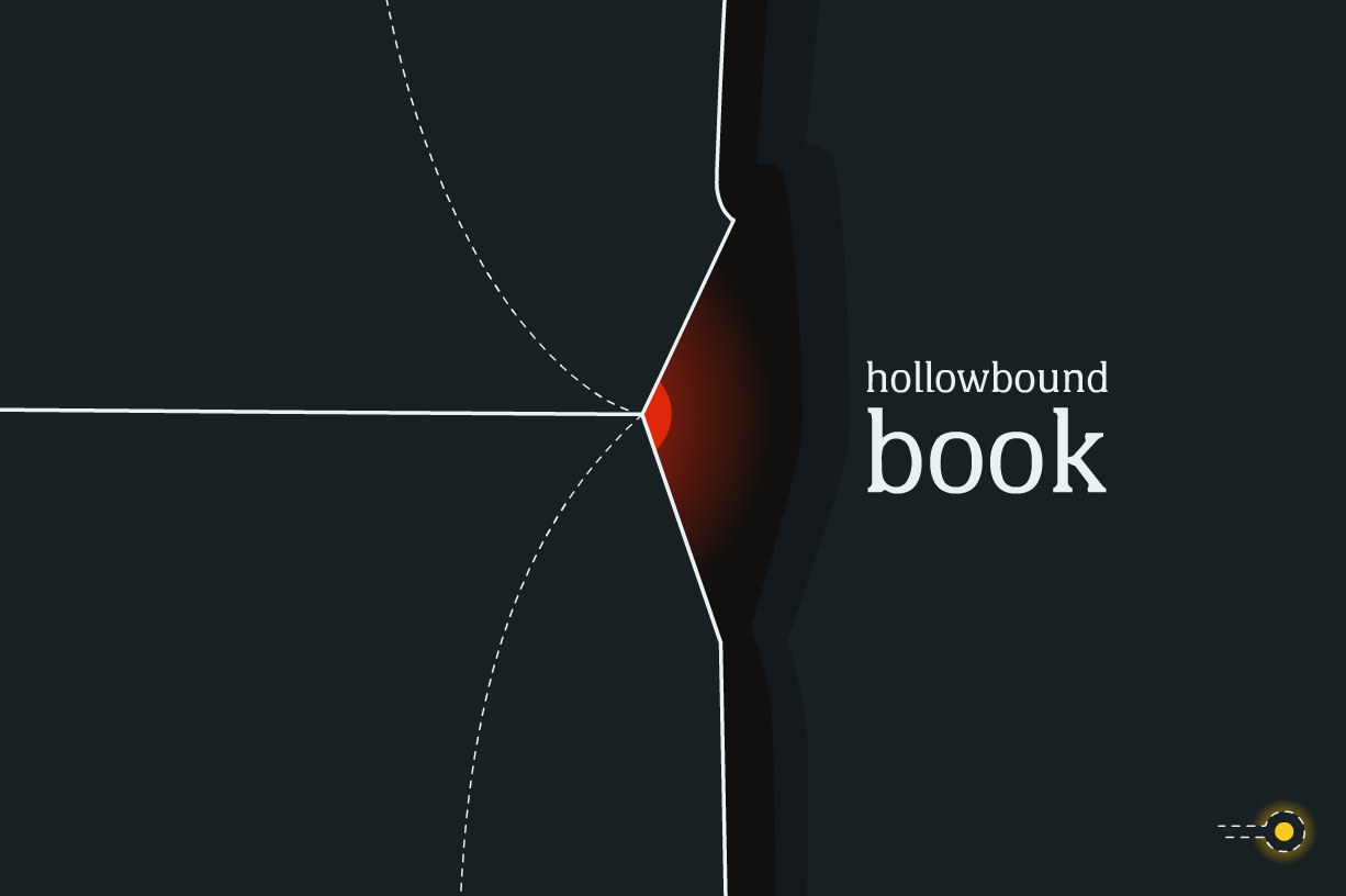 Hollowbound Book Screenshot 2